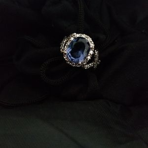 Is zirconia and sapphire ring